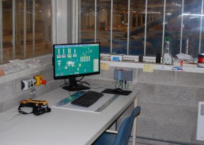 Centrale à béton pour la préfabrication